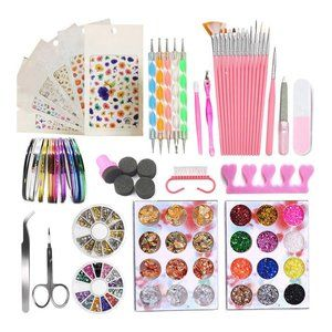 Nail Art Supplies Accessories Kit Large